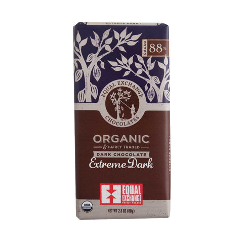 Organic Extreme Dark Chocolate