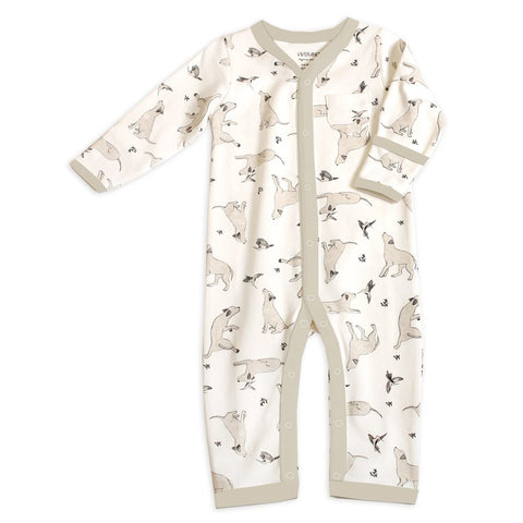 Dog & Hummingbird Coverall