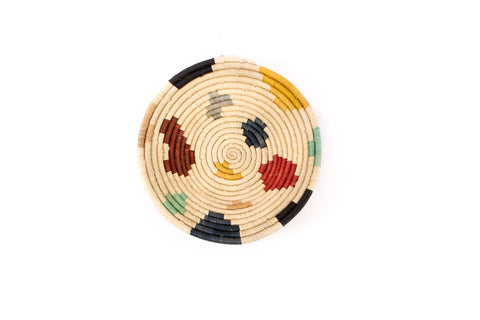 Medium Mod Sukari Round Basket