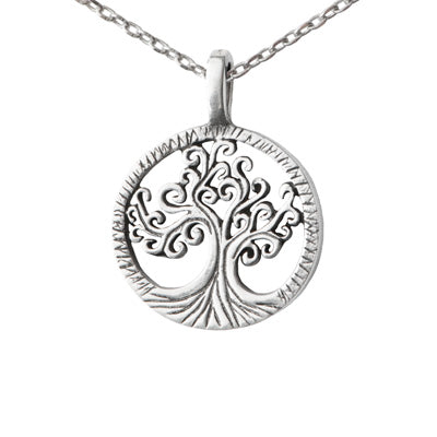 Swirly Branch Pendant