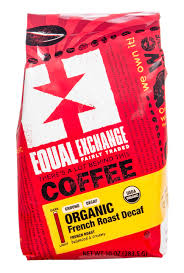 Organic Decaf French Roast Coffee