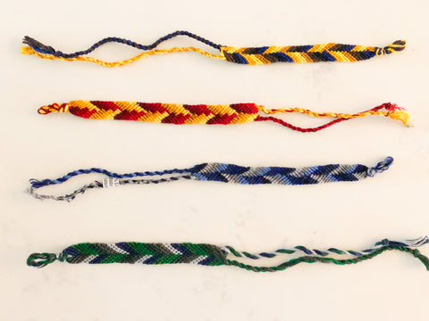 House Friendship Bracelet