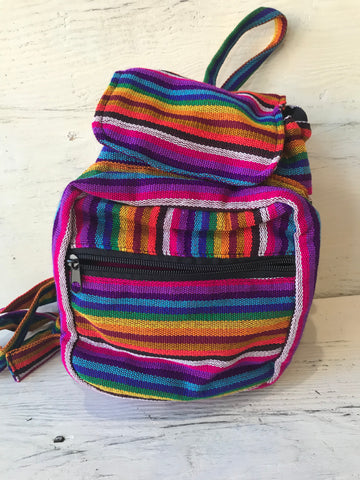 Ikat Mini Backpack