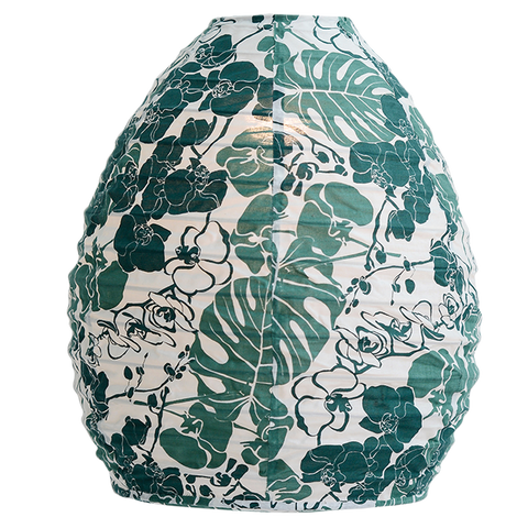 Orchid Emerald Beehive Shade