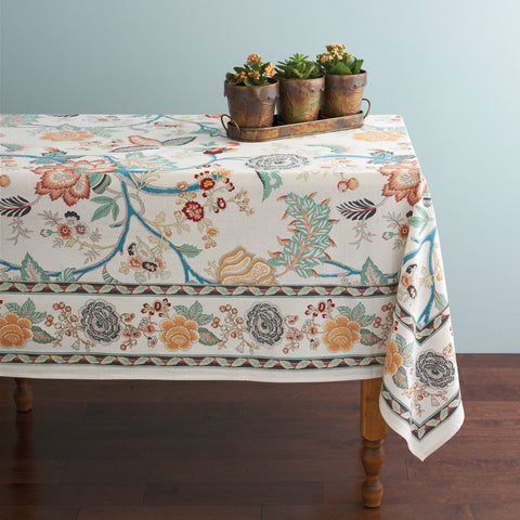 Modern Jaipur Tablecloth 60x90