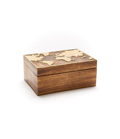 World Jewelry Box