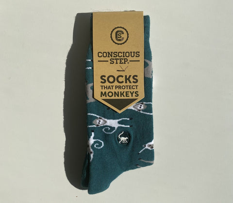 Socks that Protect Monkeys