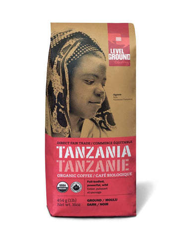 Tanzania Dark Roast Coffee