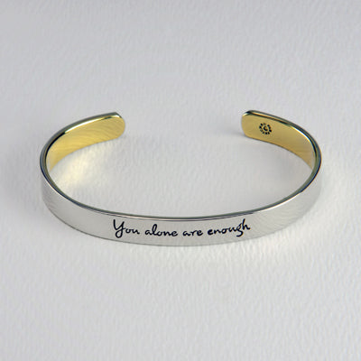 You Alone Are Enough Bracelet