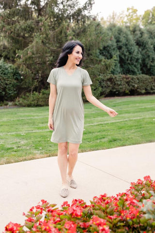 Vineyard Basic Dress