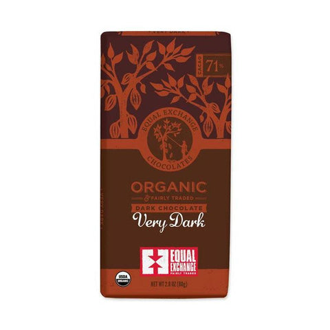 Organic Very Dark Chocolate