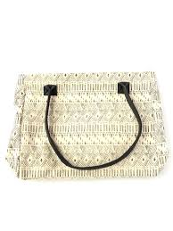 White Diamond Bag