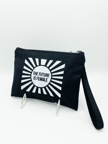 Wristlet Pouch - Future is Female