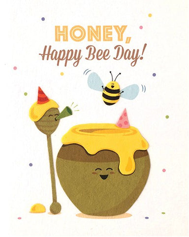 Honey Bee Day