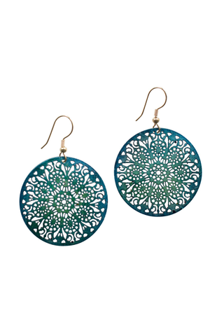 Lacy Verdure Earrings