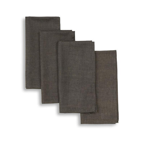 Chestnut Napkins (Set of 4)