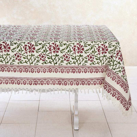Roses Tablecloth