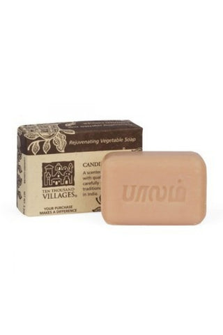 Candied Ginger Vegetable Oil Soap