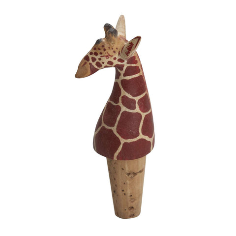 Bottle Topper Giraffe