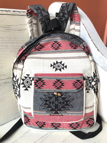 Rounded Top Backpack