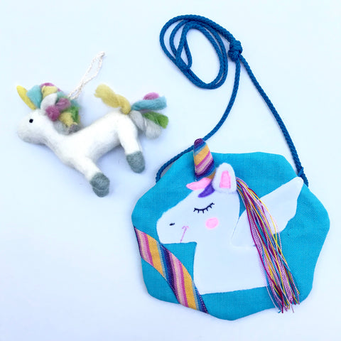 Rainbow Unicorn Gift Package