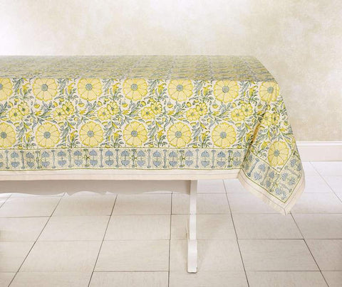 Bloom Wheat Tablecloth