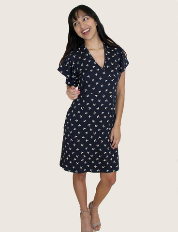 Pajaro Organic Jersey Dress