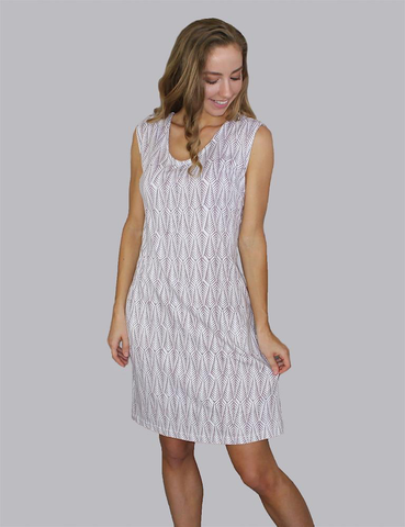 Valerie Organic Jersey Dress