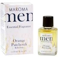 Orange Patchouli Perfume Oil