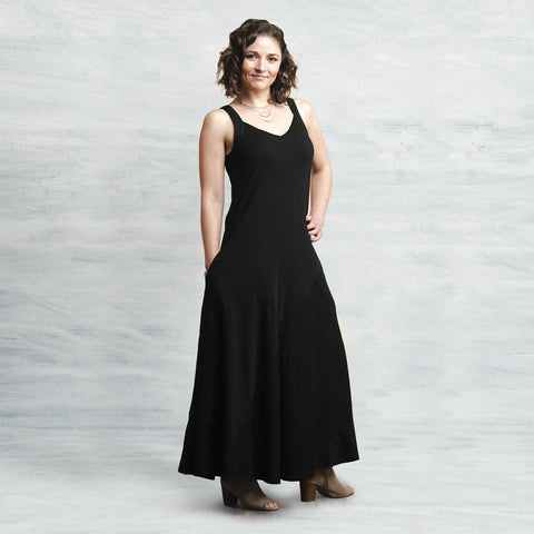 Two-Way Maxi Dress