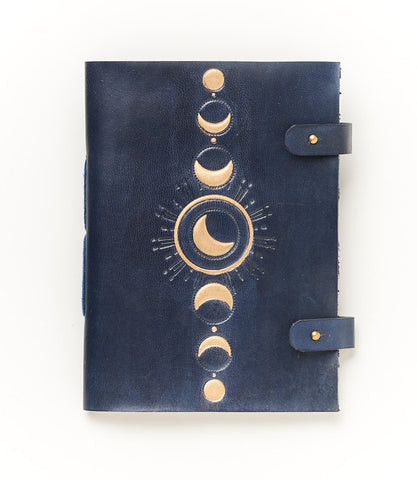 Indukala Leather Journal