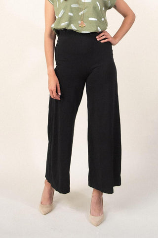 Black Ryna Pants