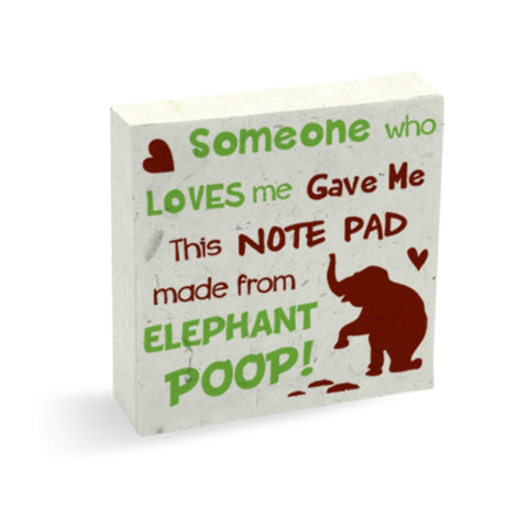 Someone Who Loves Me Elephant Pad