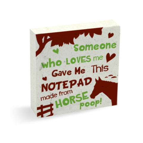 Someone Who Loves Me Horse Pad