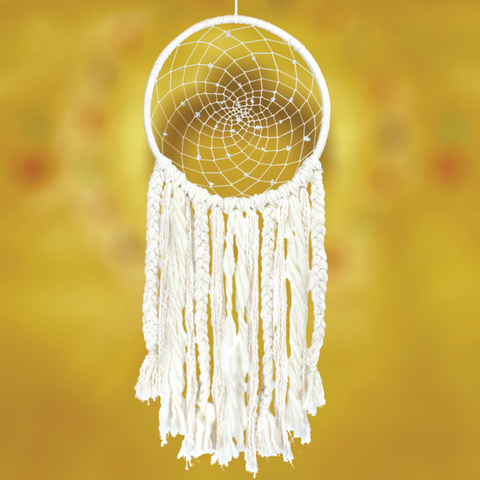 Small Sun Dream Catcher