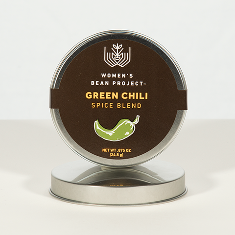 Green Chili Spice Blend