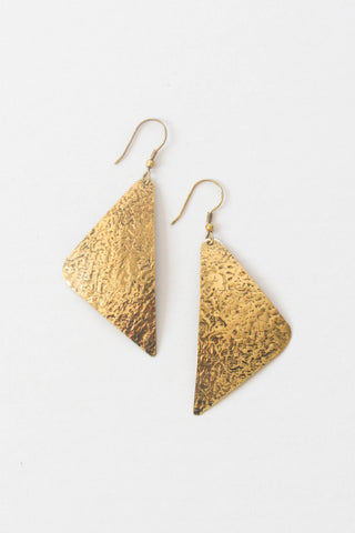 Triangle Funk Earrings
