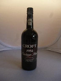Croft Vintage Port from MWH Wine Merchants
