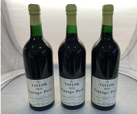 Taylor's Vintage Port from MWH Wines