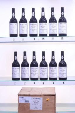 Graham 1977 Vintage Port - MWH Wines