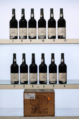 Taylor's 1983 - MWH Wines