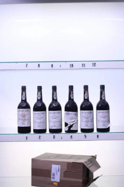 Graham 1975 Vintage Port - MWH Wines