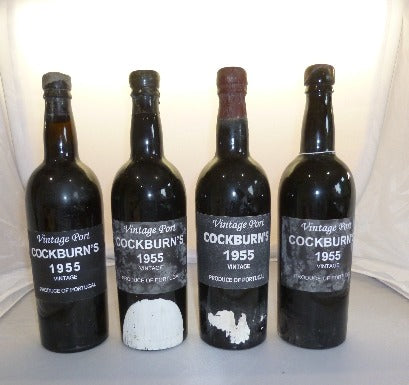 Cockburn 1955 Vintage Port