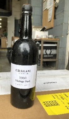 Graham 1960 Vintage Port - MWH Wines