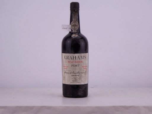 Graham Malvedos 1962 Vintage Port - MWH Wines