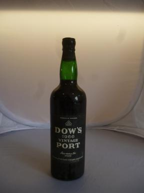 Dow 1966 Vintage Port - MWH Wines