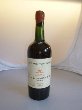 Graham 1966 - MWH Wines