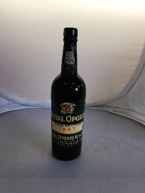 Royal Oporto 1967 Vintage Port - MWH Wines