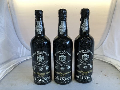 Delaforce 1970 Vintage Port - MWH Wines
