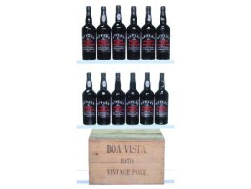 Offley 1970 Vintage Port  - MWH Wines